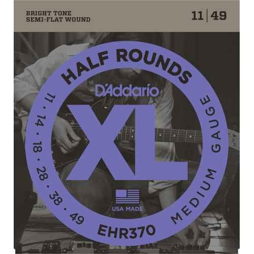 D´addario EHR370 Half Rounds Medium [11 49]